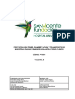 Protocolo Atencion Pacinetes Laboratorio