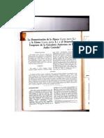 Wheeler (1984) Domesticación de Camélidos