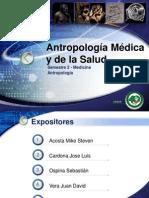 2) Antropología Médica