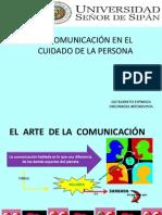 Arte de La Comunicación en La Profesión De