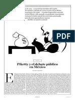Piketty y Debate Publico
