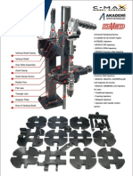 CR Injectors Clamping Deviсe Service Manual