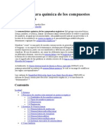 Nomenclatura Química de Los Compuestos Orgánicos
