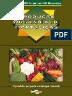 Produção Orgânica de Hortaliças EMBRAPA