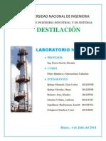 LAB N_6- Destilacion Antony Pon Los Objetivos