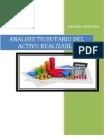 Analisis Tributrio Del Activo Realizable