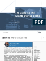 The Guide to Atlanta's Start Up Scene