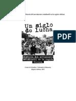 Un Siglo de Lucha Historia Del Mov Estudiantil PDF