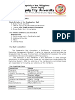 Graduation Ball Proposal 2