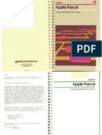 Apple Pascal Language Reference Manual