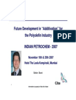 M - 9th India Petchem 2007 Elite Conference Dr. Stefan Barot - Ciba