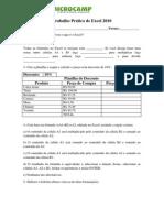 Trabalho Prático de Excel 2010