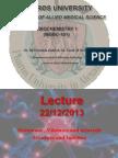 Lec 10 Bio1 Nutrition 26-12-2013