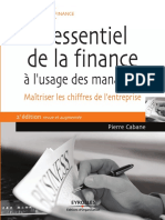 Lessentiel de La Finance Lusage Des Managers Www.vosbooks.net