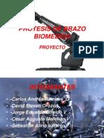 Brazo Medico