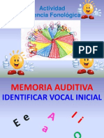 PAWER CONCIENCIA FONOLOGICA