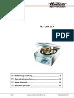 Roto Fix 32 Service Manual