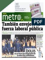 Periodico Metro SanJuan-lunes, 7 de julio