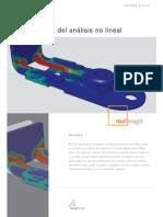 Analisis No Lineal-Solidworks Nov2013