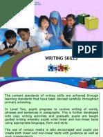 5.  Writing