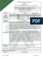 226766520 Tecnologo en Formulacion de Proyectos