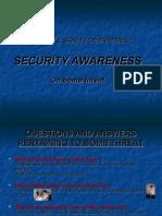 Sec. Awareness-bomb Threat