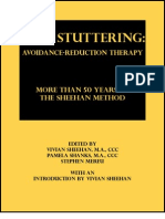 Easy Stuttering - Avoidance-Reduction Therapy