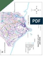 Basemap Calapan City Model