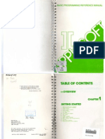 Applesoft ][ Basic Programming Reference Manual