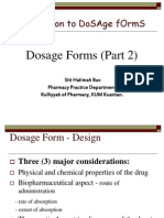 6.Dosage Forms II