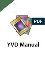 Yvd User Manual