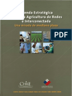 Agenda Estratégica Para Una Agricultura de Redes e Interconectada - Una Mirada de Mediano Plazo - MINAGRI