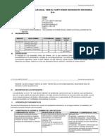 Programacion -Unidad Con Rutas Las 2014