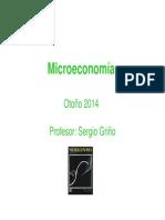 Unidad I Microeconomía
