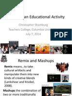 Remix at TC July 2014