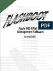 Flashboot Apple IIGS RAM Disk Managment Software