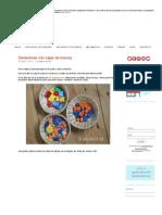 Seriaciones Con Cajas de Huevos - Aprendiendo Matemáticas