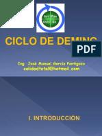 002 Deming Ciclo Deming - 50