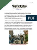 Egipt's Abu Ghurab Stargate
