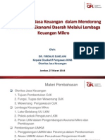 Seminar LKM Jember 27 Maret 2014 Jawa Timur