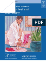 LP PDP5 Feet Skin Healthy T