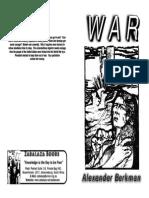 War - Berkman