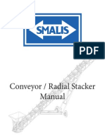 Smalis Radial Stacker Manual