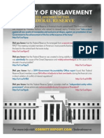 Federal Reserve Documentary, Movie, History Coe Pamphlet