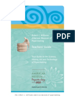 Papermaking Teacher Manual
