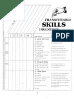 Transferable Skills Inventory