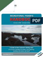 MFish Recreational Handbook