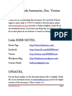 Magic of Words Summaries and Important Questions V1.0