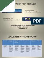 Disprop. Summit - Leadership