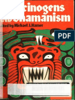 Hallucinogens and Shamanism by Michael Harner
